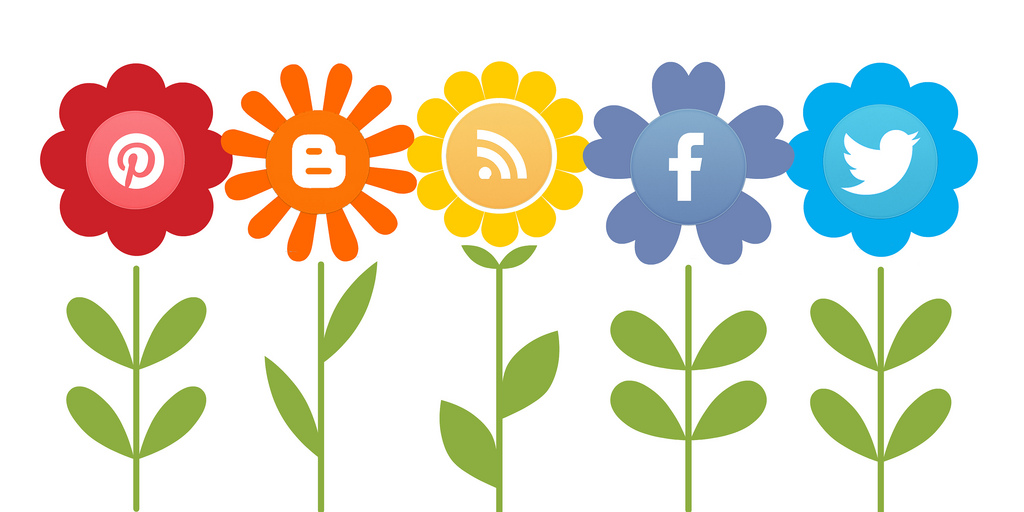 Key business areas that drive social media success