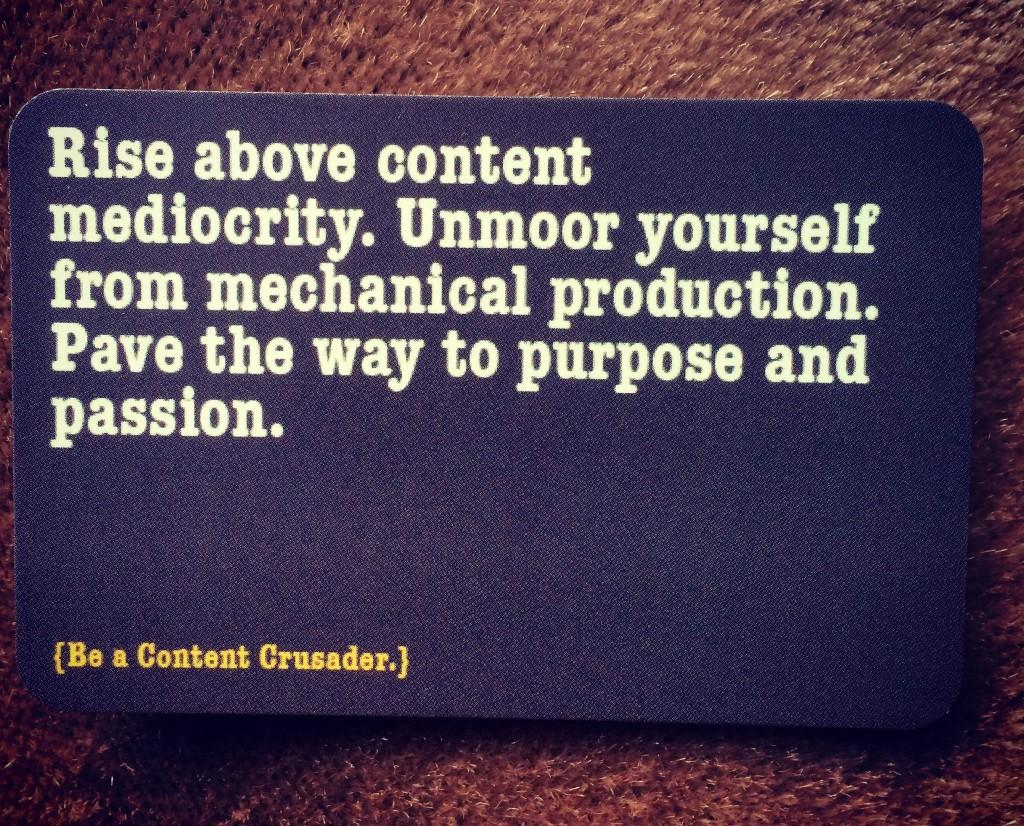 Content Crusader